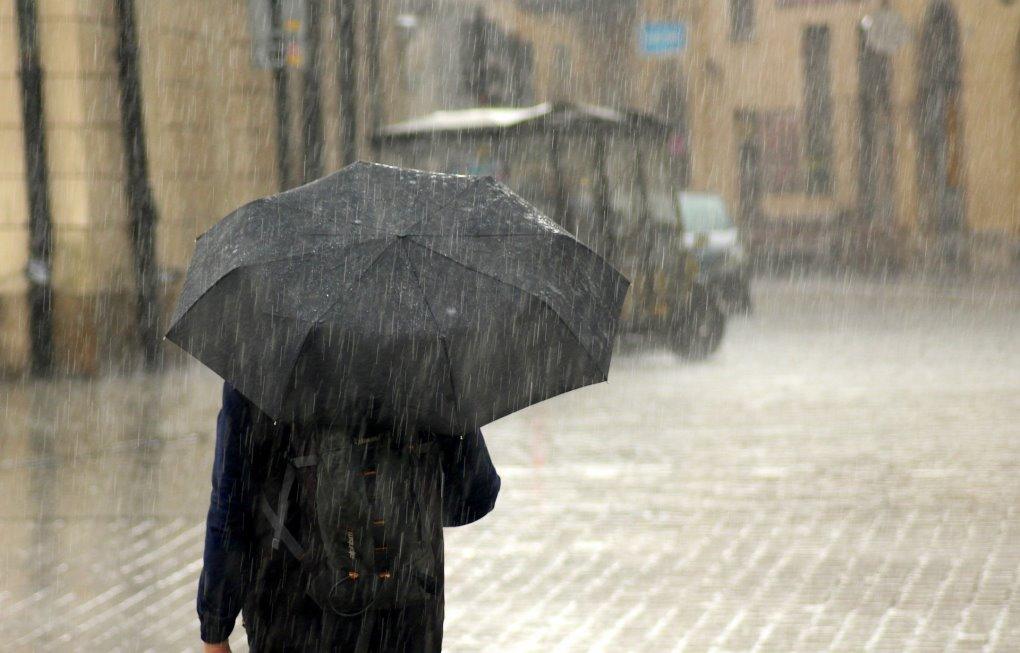 גשם וקר