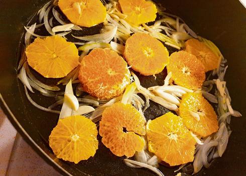 ניחוח תפוז