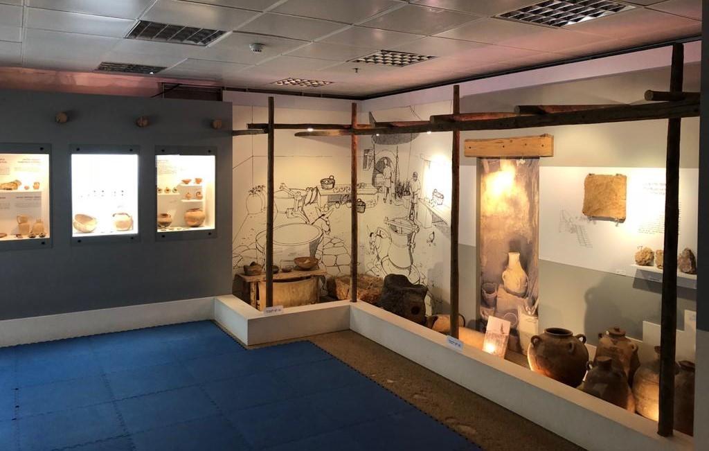 תערוכה ארכיאולוגית