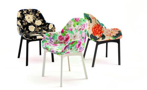 כיסאות פורחים, חברת Kartell