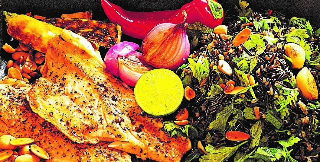 לברק, דג בריכות עם בשר עדין, טעים ורך