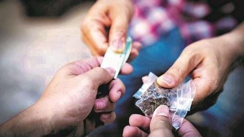 עסקת סמים מבוימת