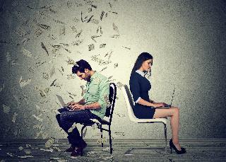 פערי שכר בין גברים לנשים