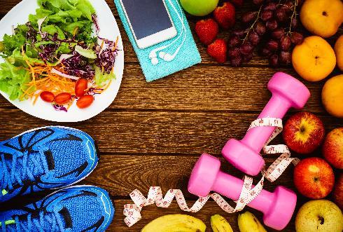 תזונה נכונה, פעילות ספורטיבית, רוגע וצמחי מרפא