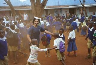משלחת המתנדבים בטנזניה