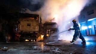 חיסול חשבונות או אזהרה לקראת הבאות? שריפת משאיות ברחוב התקשורת באשדוד השבוע הוא רק שלב נוסף במלחמות הבלתי נגמרות בעולם התחתון