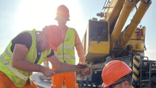 עבודות תשתית במסילות האיילון