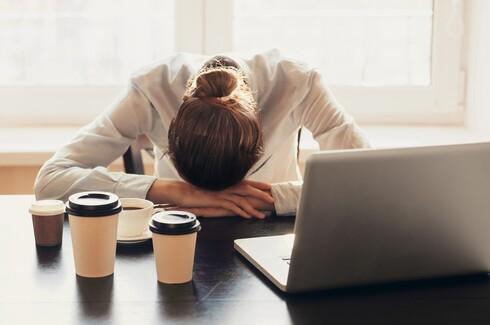 ההרגל: שותים קפה ועוד קפה כדי לשמור על עירנות