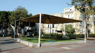 הגן ברחוב דניאל