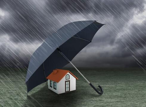 להתמודד עם נזקי הסופות בבניינים משותפים