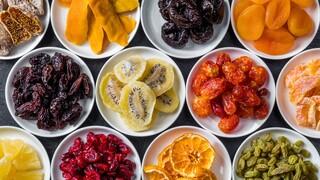 פירות יבשים. האם הם באמת בריאים?