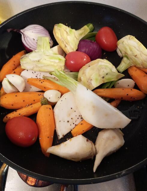 ירקות השורש שכדאי לקנות: מבריקים, לא גדולים ולא סיביים