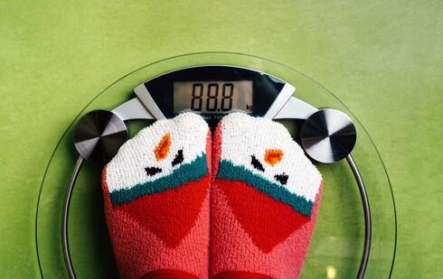 שמירת המשקל בחורף