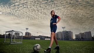 קרין רחמים, שחקנית נבחרת ישראל, מקווה שאולי התבוסה באיטליה תסייע להעלאת המודעות בארץ לכדוררגל הנשים שסובל מהזנחה