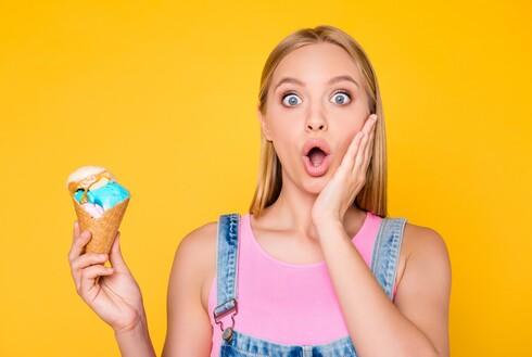 לאכול גלידות בלי להשמין