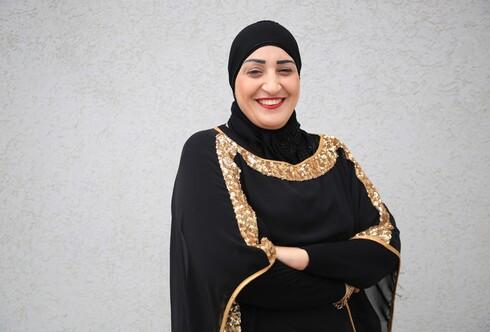 """שירין אבו סנינה, מחנכת ורכזת שכבה בראש העין, מועמדת לתואר """"המורה של המדינה"""""""