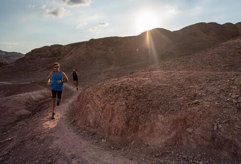 תמנע דזרט בשיתוף מרתון ישראל