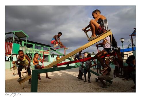 מגרש משחקים בקובה
