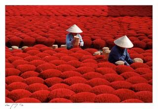 מפעל קטורת בוויטנאם