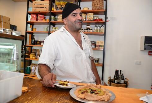 אסף דיי מבאר שבע, אחד המתמודדים הבולטים במאסטר שף, ניצל את משבר הקורונה כדי לעבור לקדמת הבמה