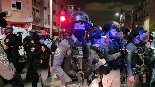 פעילות משטרתית