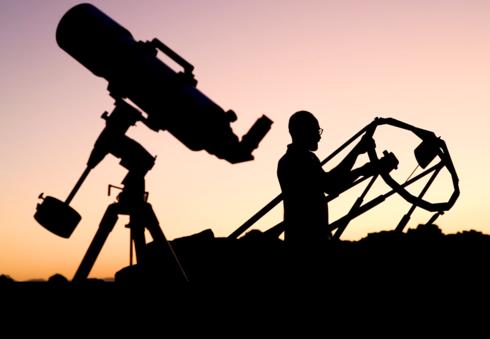 הטלסקופ הגדול בישראל