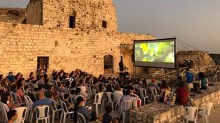 סרטים בגן לאומי יחיעם