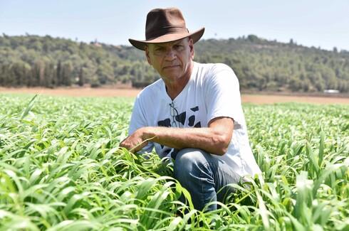 טוטי בלוך מנהלל מתכונן לקרב חייו על עתיד החקלאים
