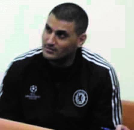 אייל נגר. נעצר לפני חצי שנה במועדון הימורים באשדוד