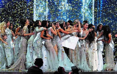 """תחרות מיס יוניברס בתאילנד. """"לנצל את המומנטום ובגדול"""""""