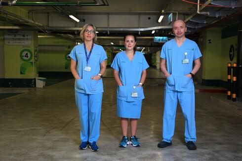 שלושה אנשי צוות מספרים מה קורה במחלקת טיפול נמרץ קורונה בקומה 4 בבית חולים בילינסון