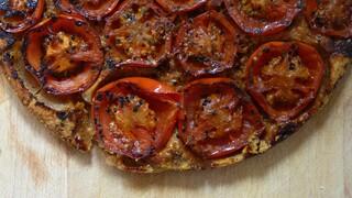 טארט טאטן עגבניות