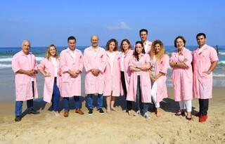 חודש המודעות לסרטן השד ביוזמת האיגוד הישראלי לכירורגיה פלסטית ואסתטית של ההסתדרות הרפואית