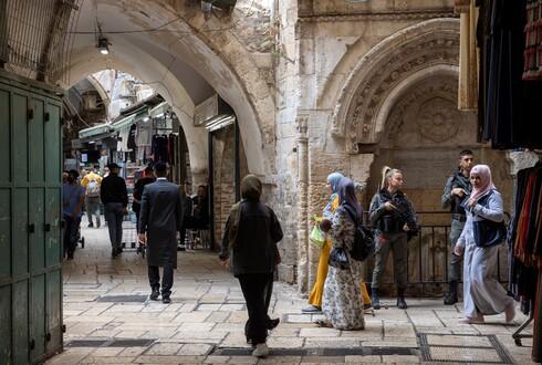 מצלמות האבטחה בעיר העתיקה והעדות המפורכת של הבלשים ממרחב דוד