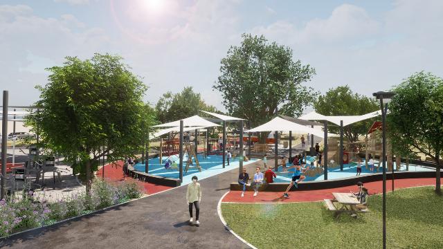 פארק הנינג'ה החדש של בת ים
