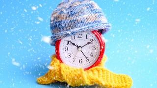 בשעה 2:00 לפנות בוקר, אל תשכחו להזיז את המחוגים לשעה 1:00
