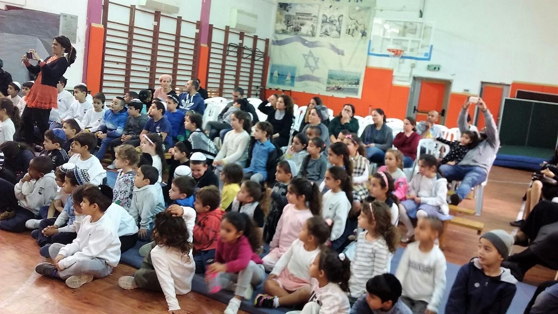 צילום: בית ספר עקיבא