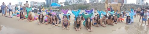מתוך המפגש בשבת | צילום: קהילת בנות ובני הים