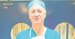 """ד""""ר רז'יני   צילום: בית חולים וולפסון"""