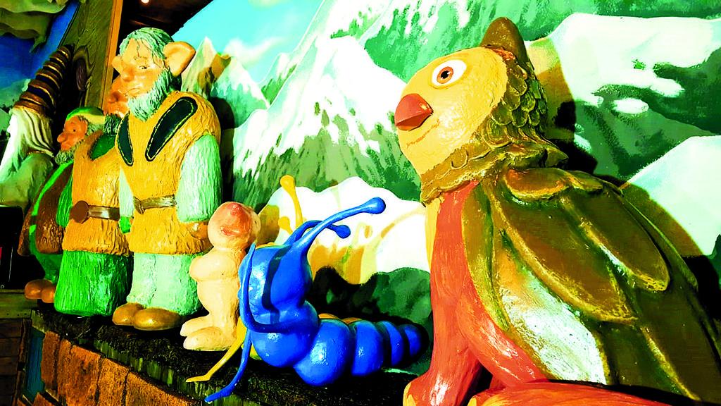 חברים ביער | צילום: צביה בינדר