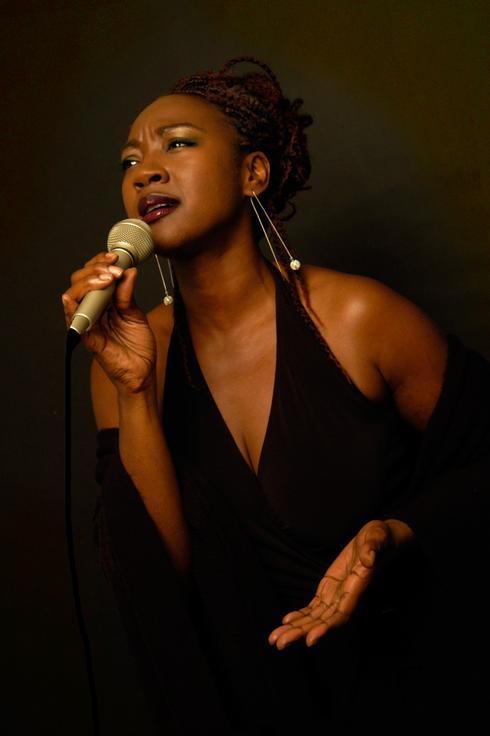 Denise Gordon, צילום: בארי רוברטס