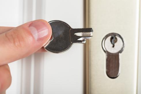 מפתח שבור   צילום: shutterstock)