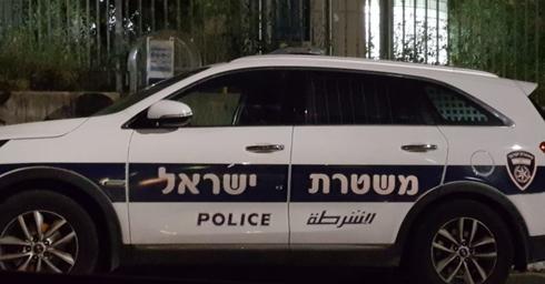 ניידת משטרה | צילום: איילת רוטה