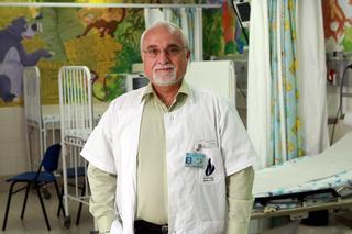 פרופ' אילן דלאל מנהל מחלקת הילדים בוולפסון | צילום: דוברות 'וולפסון'