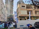 הבניין לפני ההריסה   צילום: צילום: משרד שרקון, בן-עמי, אשר & נאמן, קינן ושות'
